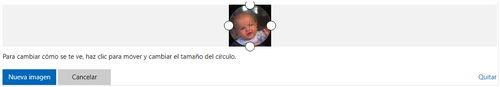 Personaliza tu imagen en tu correo electrónico outlook.2